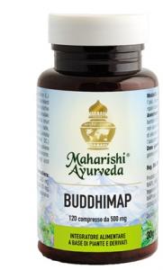 BUDDHIMAP - INTEGRATORE MAHARISHI AYURVEDA UTILE PER LA MEMORIA E LE FUNZIONI COGNITIVE