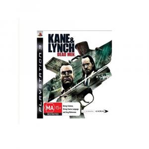 Kane & Lynch: Dead Men - USATO - PS3