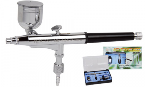 Double-Action Airbrush