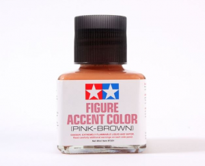 Figure Accent Colour (Pink-Brown)