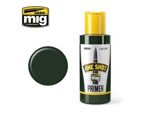 ONE SHOT PRIMER - GREEN FLASH 60ml