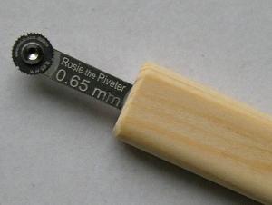 Rosie the Riveter 0.65mm