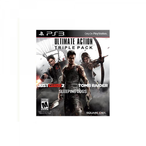 ULTIMATE ACTION TRIPLE PACK - USATO - PS3