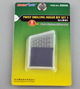 Twist Drilling Auger Bit Set 3