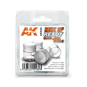 MIX N' READY GLASS 10ML