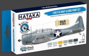 Early US Navy & USMC paint set