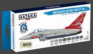 Modern Royal Air Force paint set vol. 1