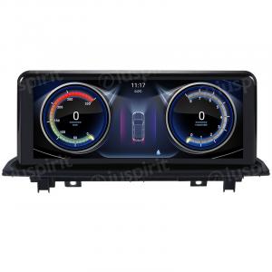 ANDROID 10 navigatore per BMW X1 F48 2016-2017 Sistema originale NBT10.25 pollici WI-FI GPS 4G LTE Bluetooth MirrorLink 4GB RAM 64GB ROM