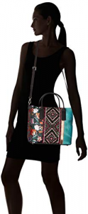 Desigual Borsa donna BETWEEN HOLBOX MINI Multicolore Unica