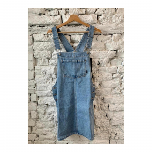EIR DUNGAREE DRESS