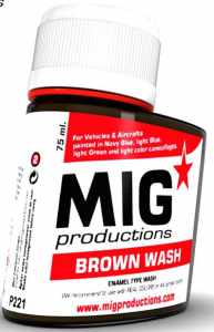BROWN WASH (75ML)
