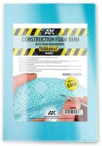 CONSTRUCTION FOAM 6MM