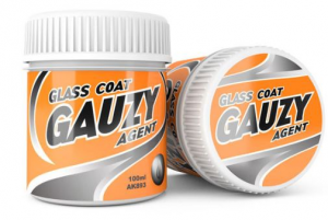 GAUZY AGENT GLASS COAT 100 ML