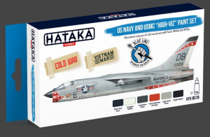"US Navy and USMC ""high-viz"" Paint Set"