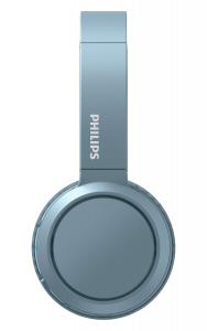 Philips 4000 series TAH4205BL/00 cuffia e auricolare Padiglione auricolare Blu