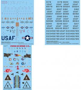 B-52G/H Stratofortress