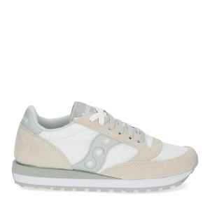 Saucony Jazz Original low white grey-2