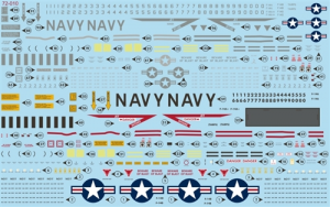 F-14 Stencils & Data