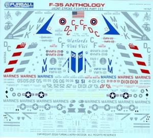 F-35 Anthology