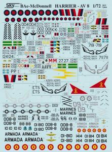 HARRIER / AV-8B