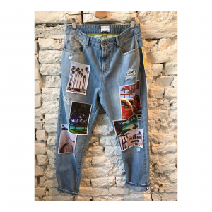 JEANS PATCH MIAMI