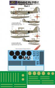 He-59B-2 Legion Condor & masks