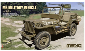 MB Military Vehicle