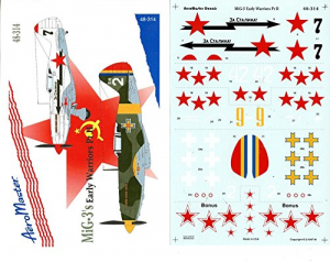 MIG-3'S EARLY WARRIORS PART II