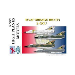MIRAGE RAAF 2OCU