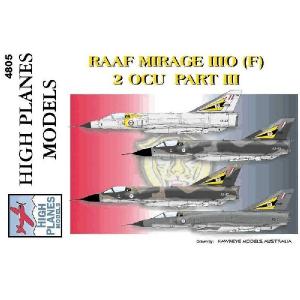 MIRAGE RAAF IIIO
