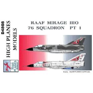 MIRAGE RAAF IIIO 76
