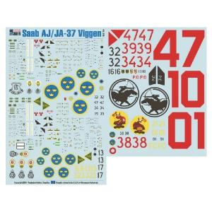 SAAB AJ/JA-37 VIGGEN
