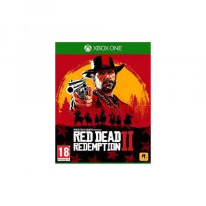 Red Dead Redemption 2 (+ Steel Book) - NUOVO - XONE