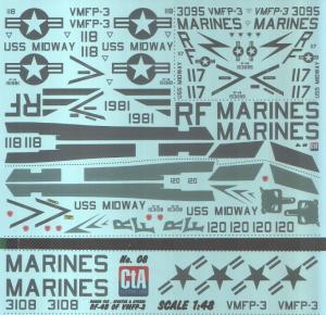 RF-4B of VMFP-3