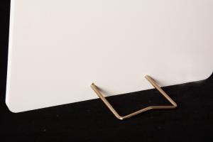 Portafoto con orsetto magnetico cm 23x18
