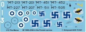 The Mersu - Me-109G-2/G-6