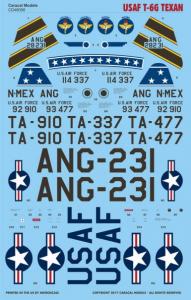 USAF T-6G Texan