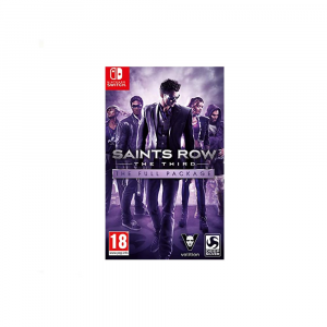 Saints Row: The Third - The full package - USATO - NSwitch
