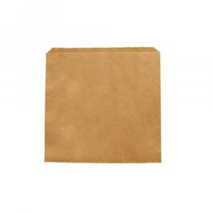 Sacchetti in carta kraft senza soffietto - 17x17cm
