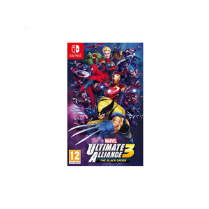 Marvel Ultimate Alliance 3: The Black Order - NUOVO - NSwitch