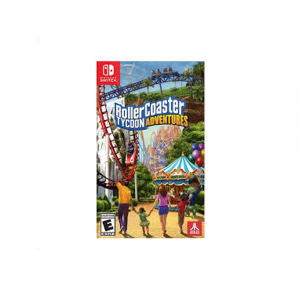 RollerCoaster Tycoon Adventures - NUOVO - NSwitch