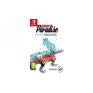 Burnout Paradise Remastered - NUOVO - NSwitch
