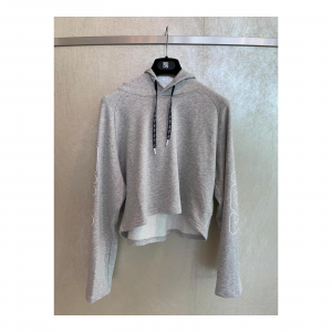 LEANNA CROPPED HOODY
