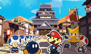 Paper Mario: The Origami King - NUOVO - NSwitch