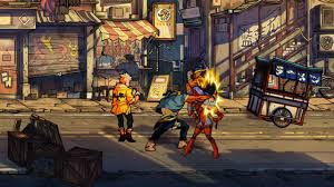 Streets of Rage 4 - NUOVO - NSwitch