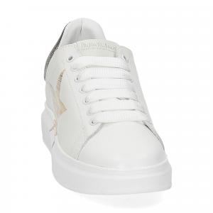 Nira Rubens Angel ALST32 sneaker stella white gold-3