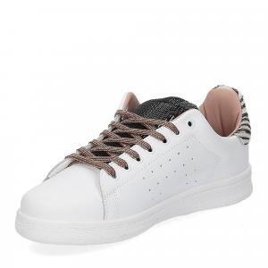 Nira Rubens Daiquiri DACU207 sneaker cuore black white glitter-4