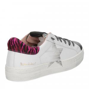 Nira Rubens Martini NIST97 sneaker stella pink tigretta-5