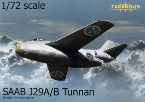 SAAB J29A/B TUNNAN