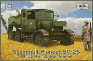 Scammell Pioneer SV/2S Heavy Breakdown Tractor